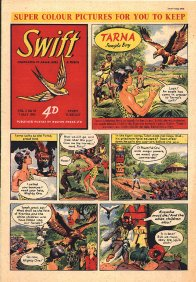 Swift cover